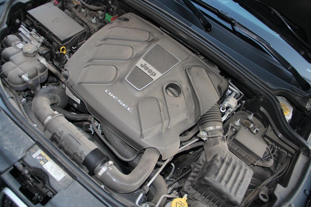 Дизельный мотор Jeep Grand Cherokee 2018