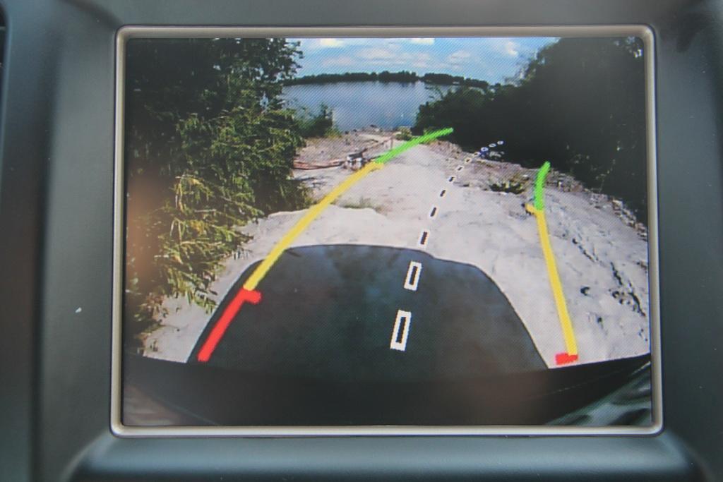 Камера заднего вида Jeep Grand Cherokee 2018