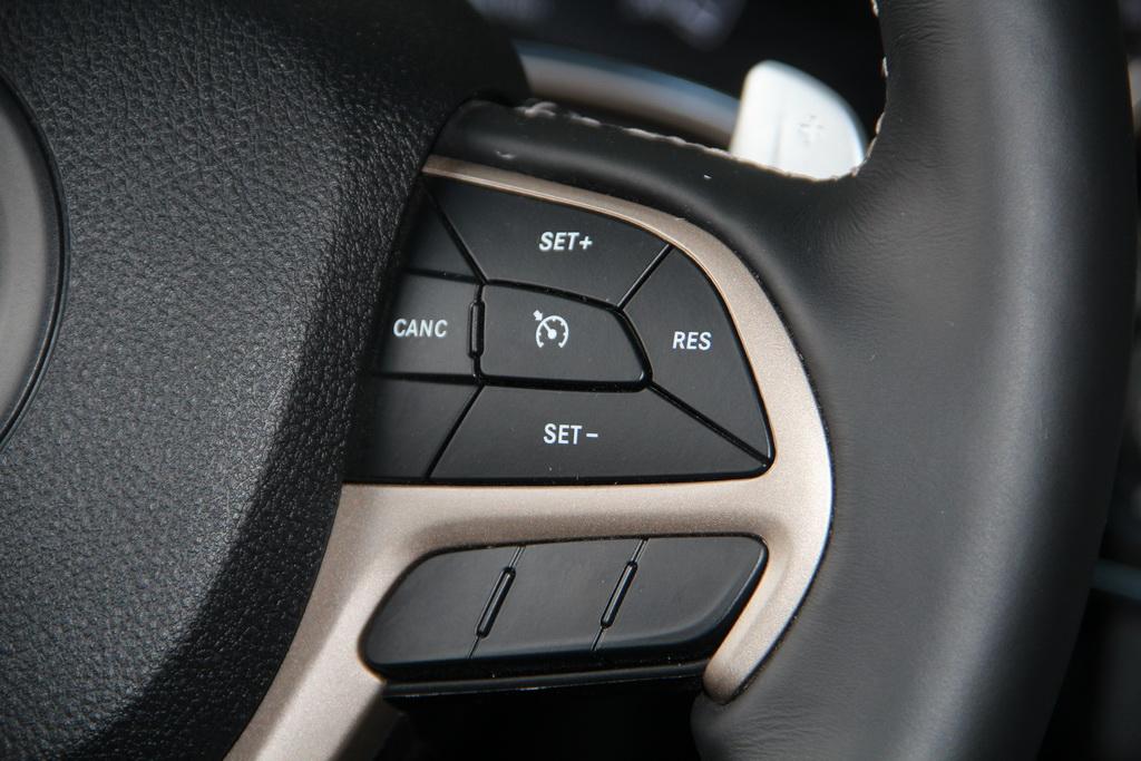 Ассистенты водителя Jeep Grand Cherokee 2018
