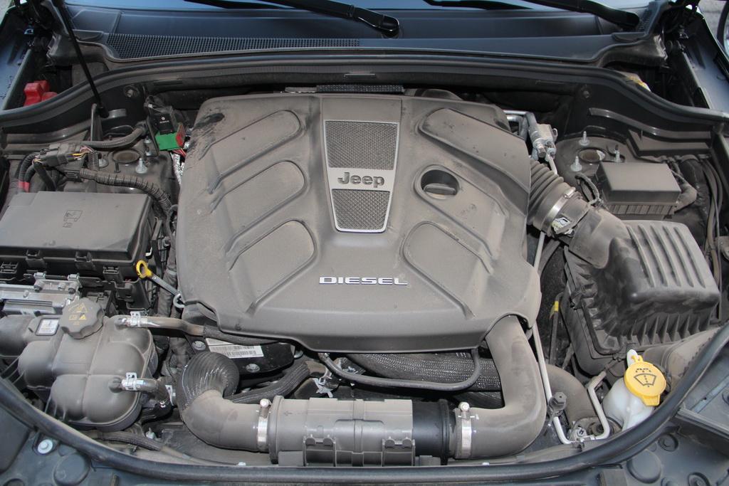 Jeep Grand Cherokee 2018 Diesel