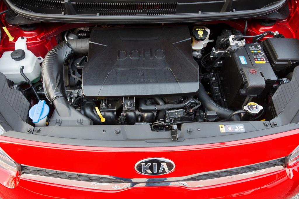 Мотор Kia Picanto 2018