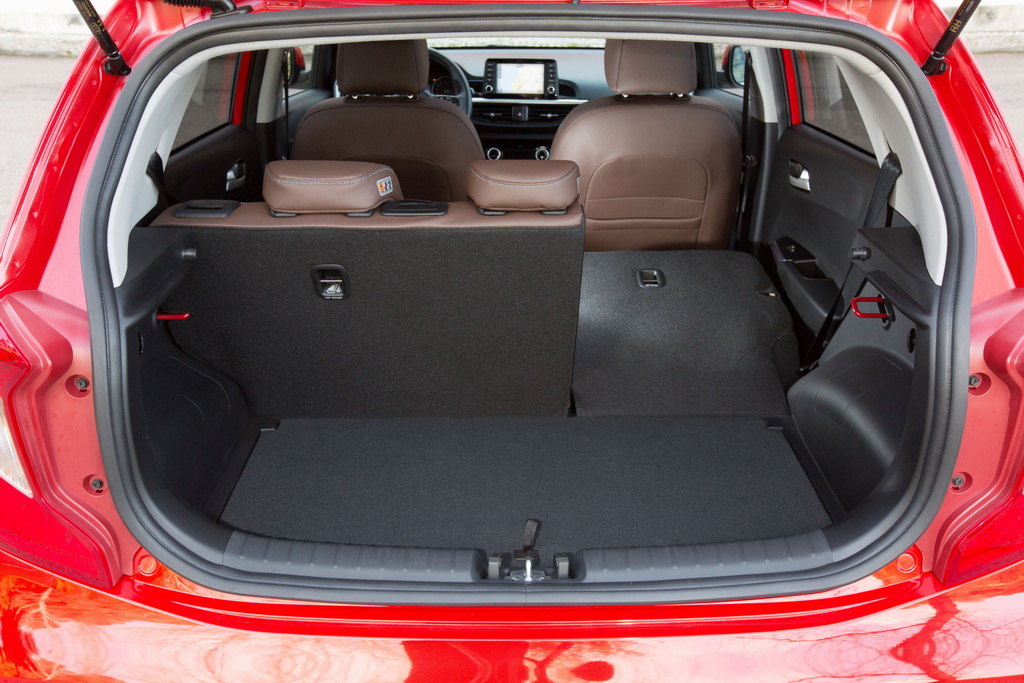 Багажник Kia Picanto 2018