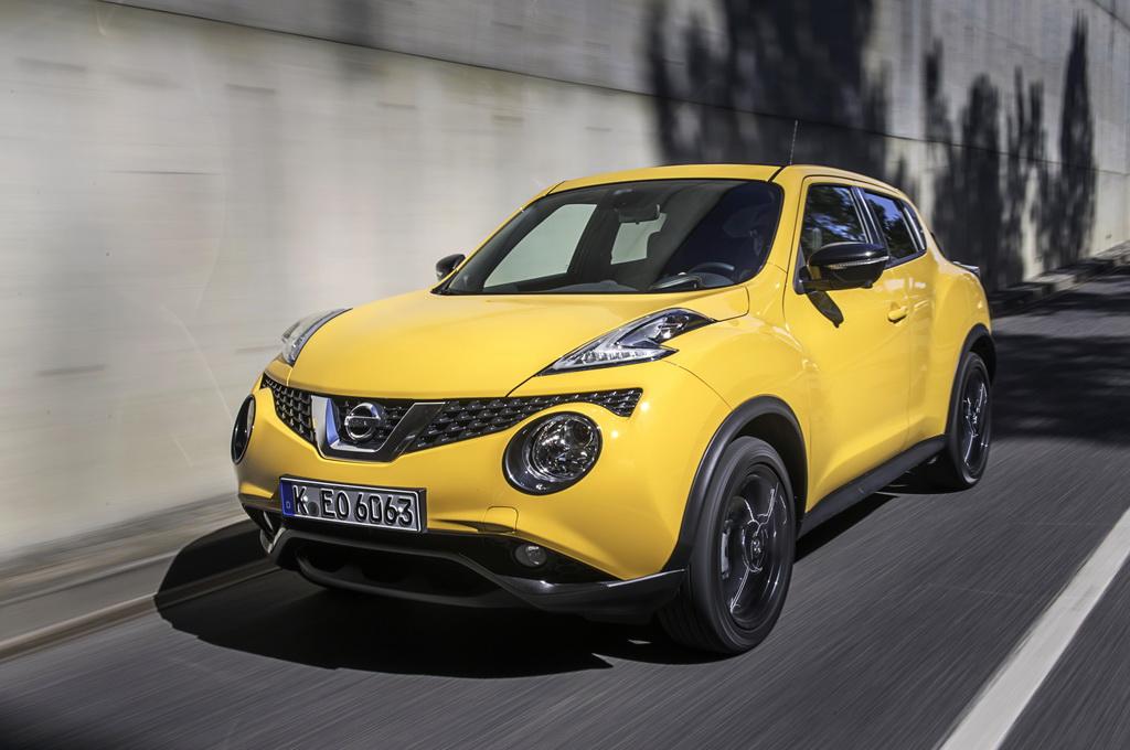 Внешность Nissan Juke 2018