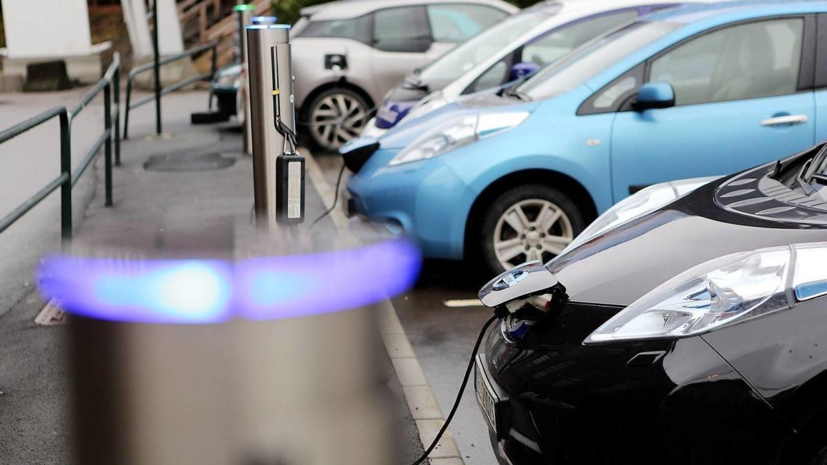 Почему в Норвегии так любят электромобили