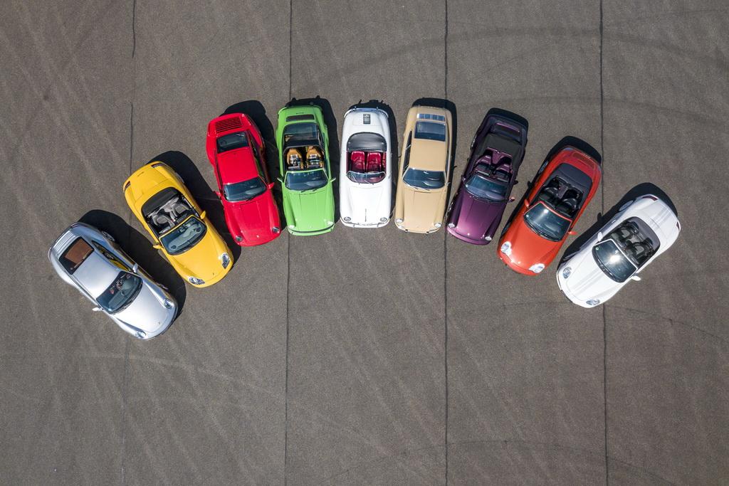 Ретро Porsche