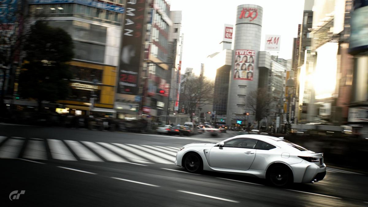 японские автомобили в Японии