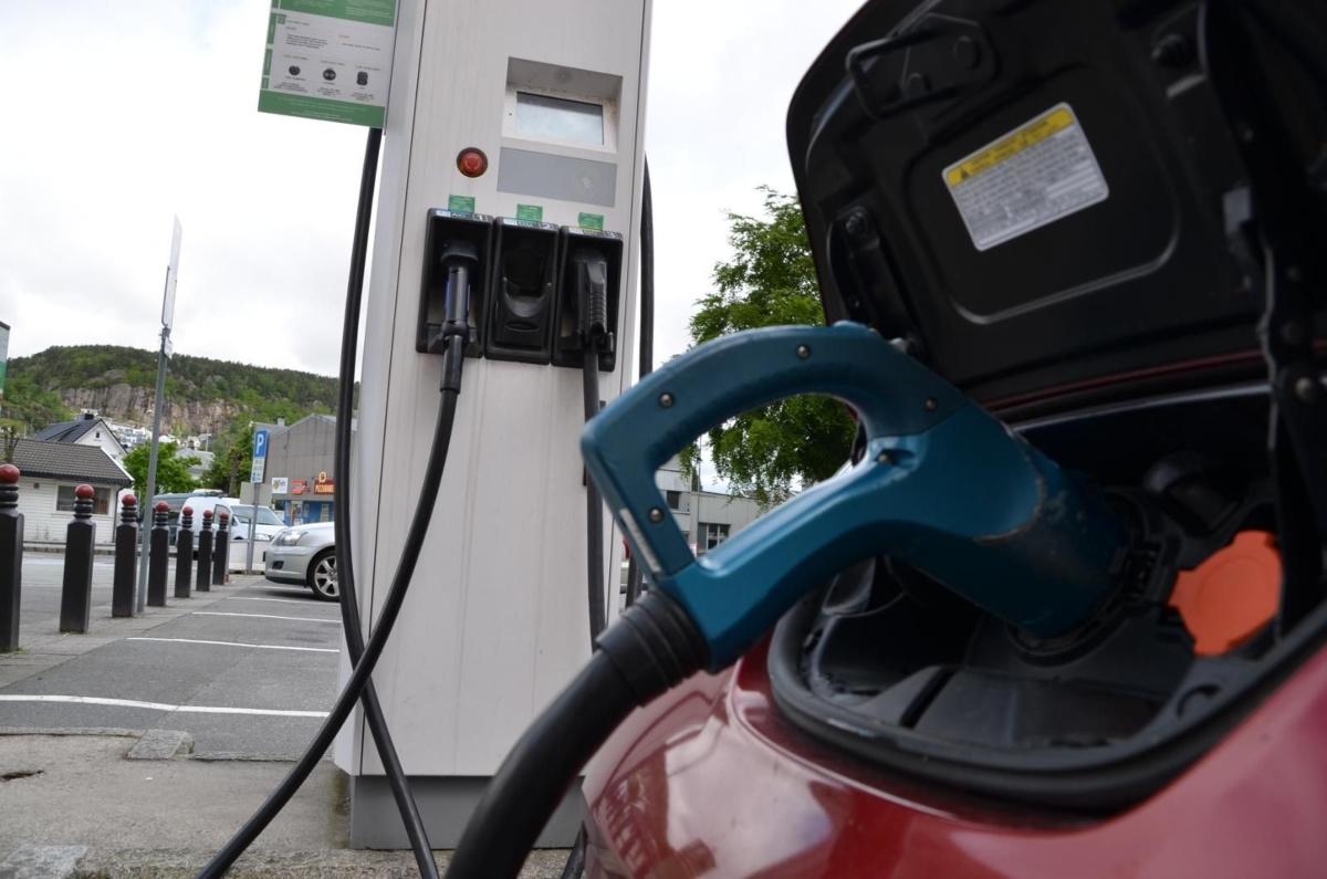 Стоимость эксплуатации электромобиля в Норвегии
