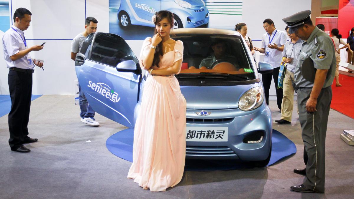 растаможка авто Китай
