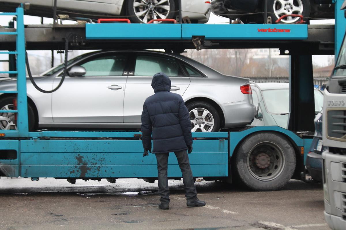 растаможка авто Литва