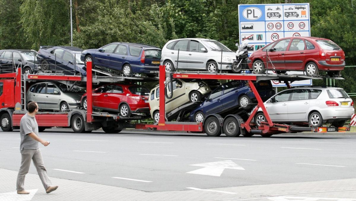 растаможка авто в Польше