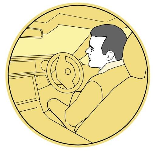 автомобильный автопилот - автопилот 3
