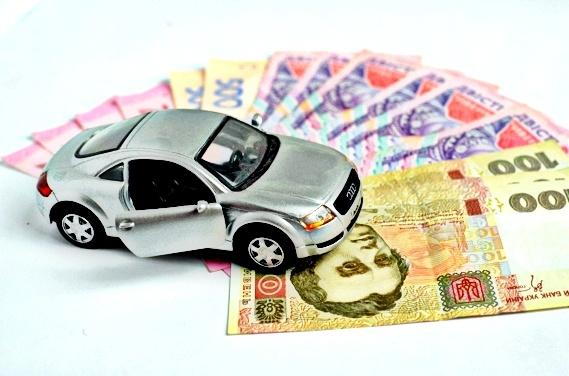 Украинцы заполгода уплатили уже 97,2 млн. гривень налога натранспорт