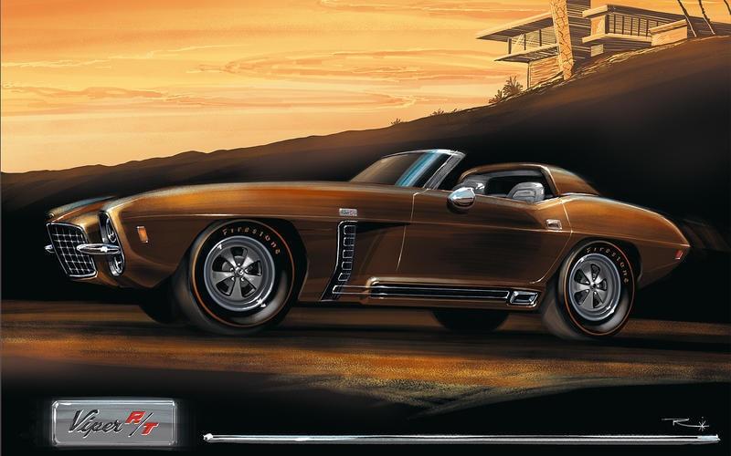 Dodge Viper 1965