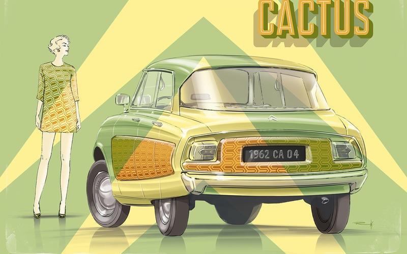 Citroen C4 Cactus 1962