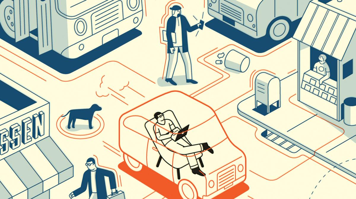автомобильный автопилот - уровни автономности
