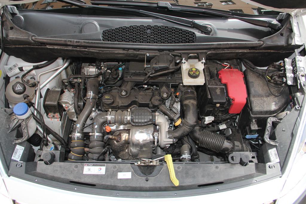 Двигатель Peugeot Partner Tepee 4x4