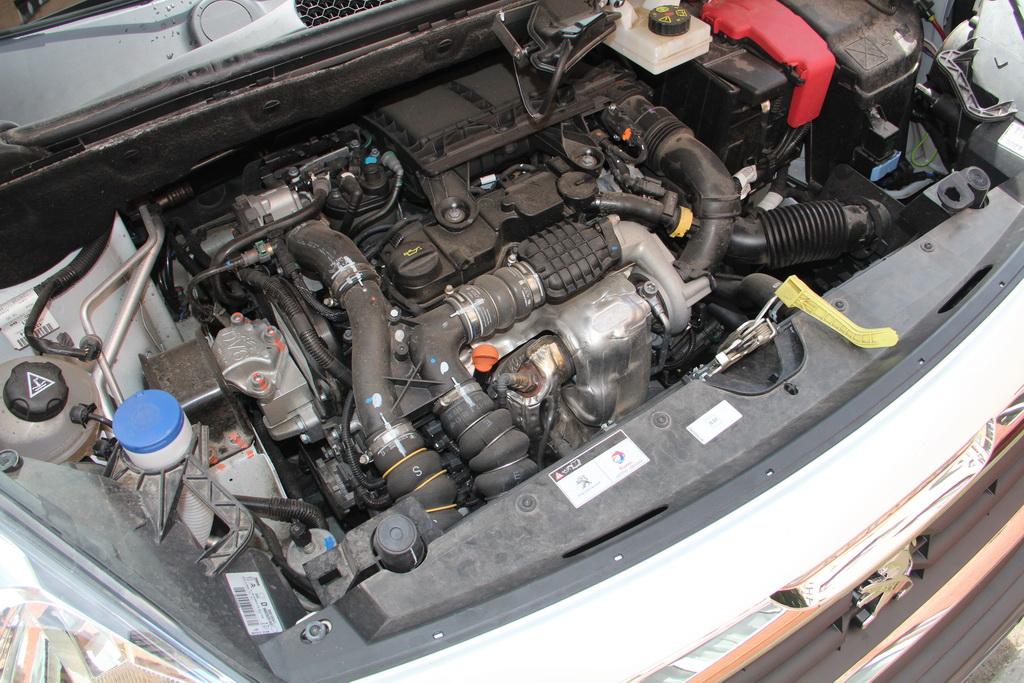Мотор Peugeot Partner Tepee 4x4