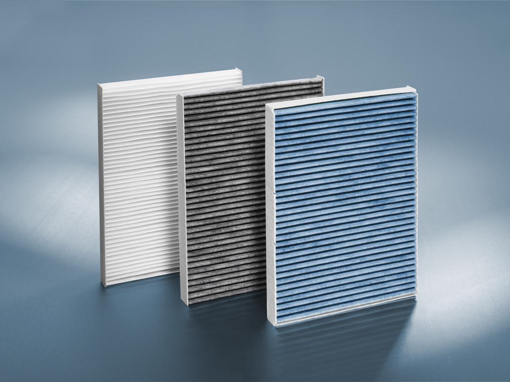 Салонные фильтры Bosch