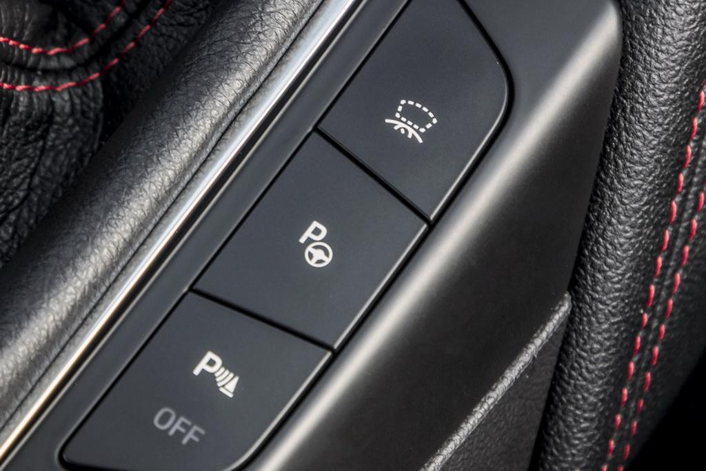 Система автоматической парковки Ford Focus 2018
