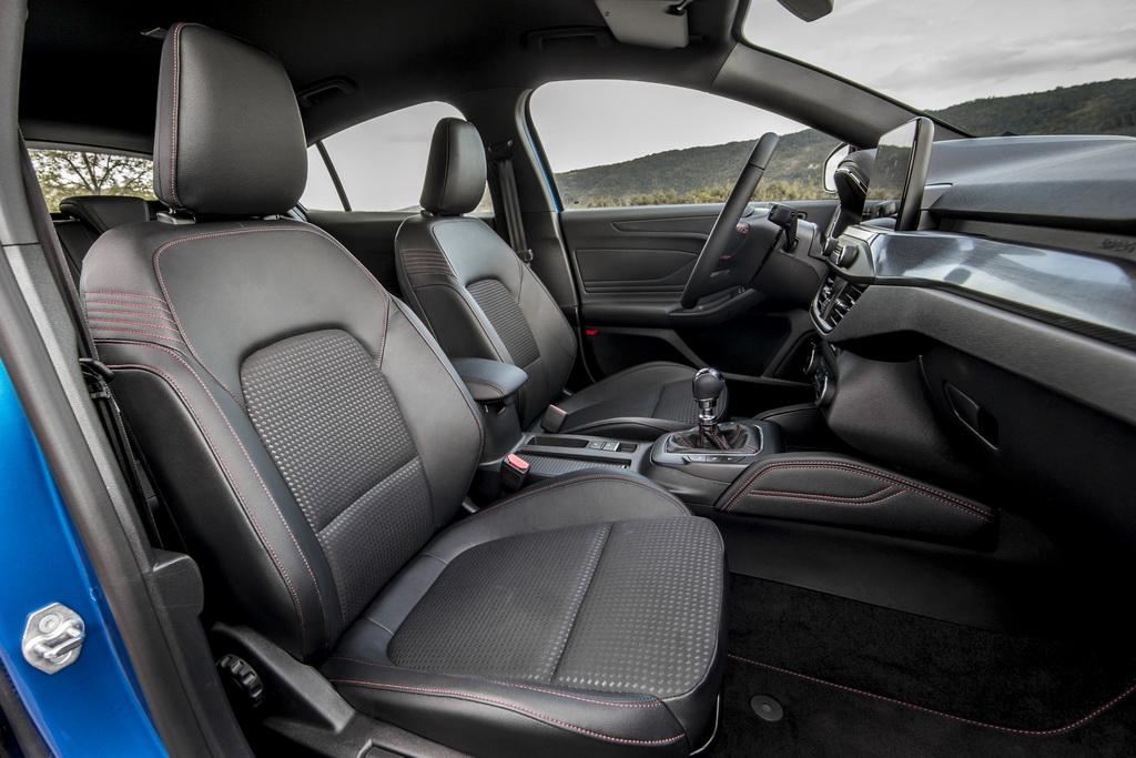 Сиденья Ford Focus 2018