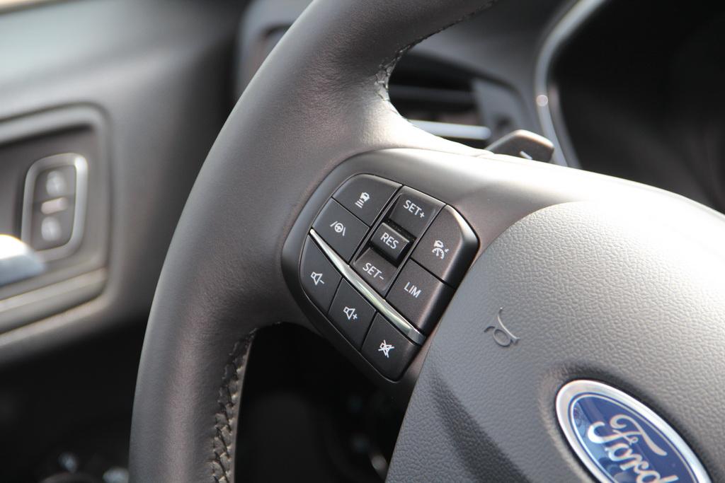 Системы безопасности Ford Focus 2018
