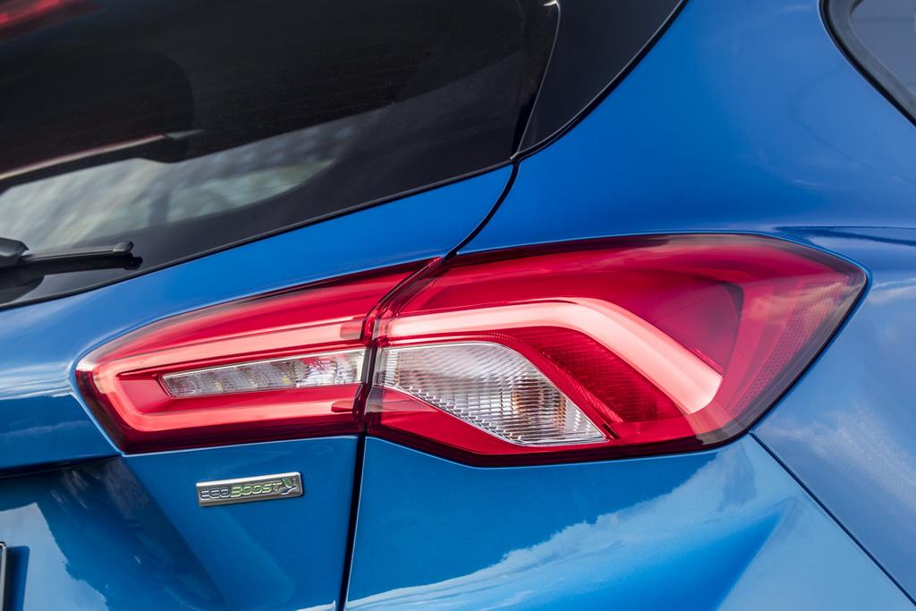 Задний фонарь Ford Focus 2018