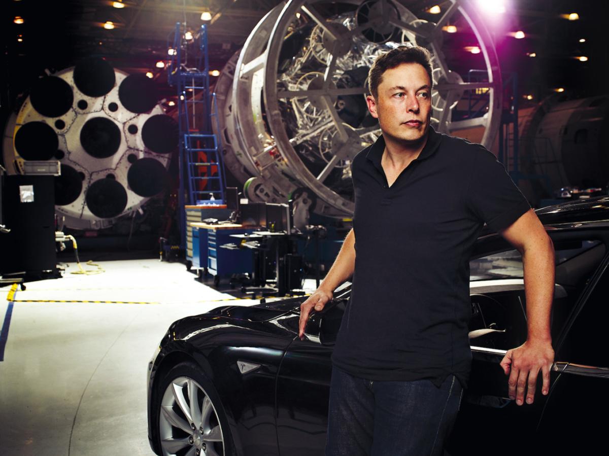 Илон Маск - SpaceX