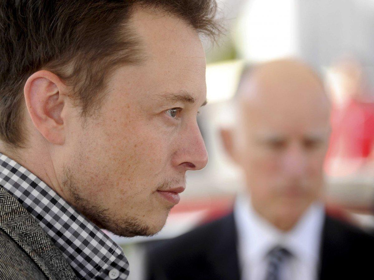 Илон Маск кто он такой