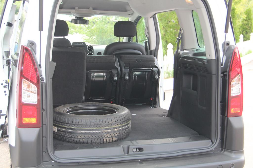 Багажник Peugeot Partner Tepee 4x4