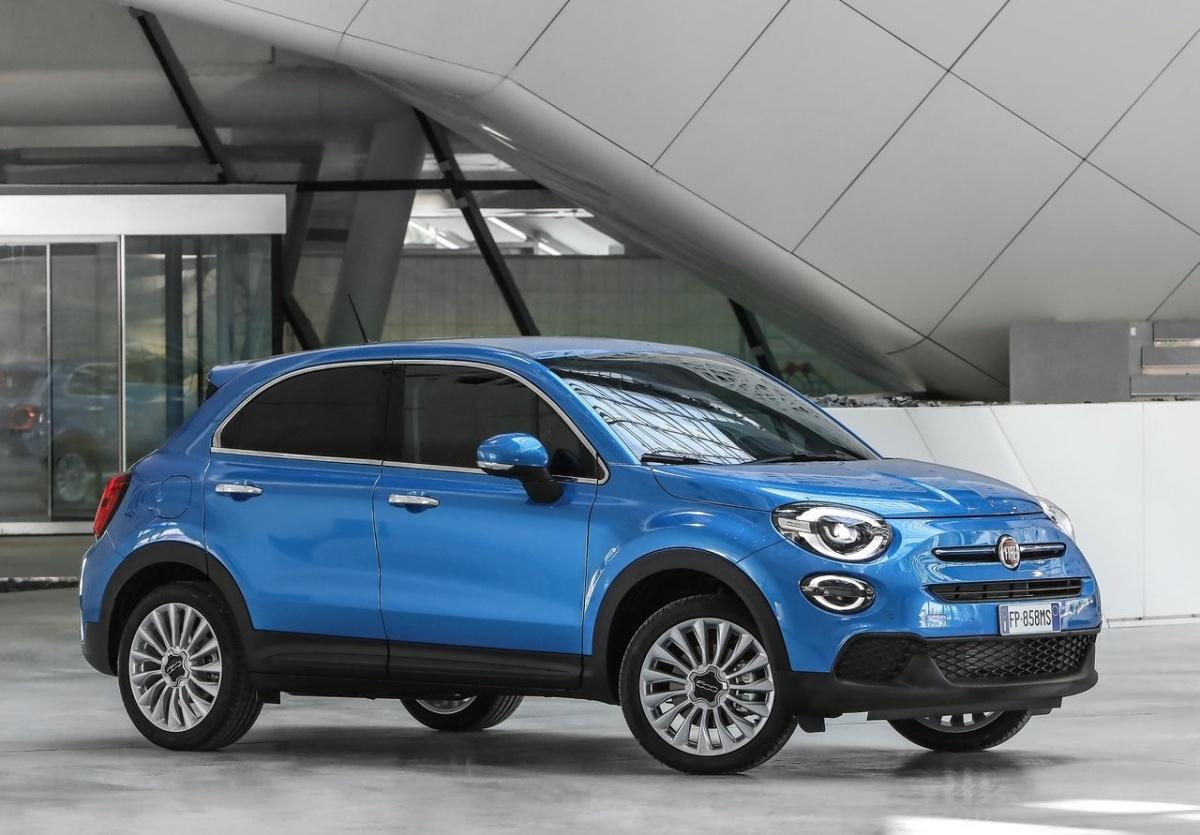 Новый Fiat 500X 2019: цена, характеристики и фото, комплектации изоражения