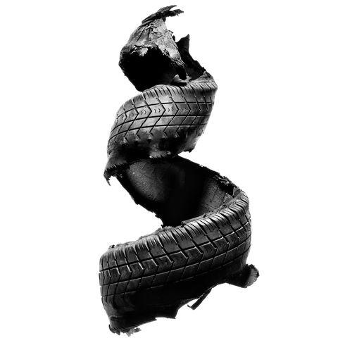 автомобильные шины гниют на свалках более 100 лет