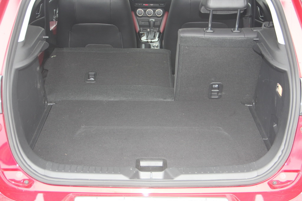 Багажник Mazda CX-3