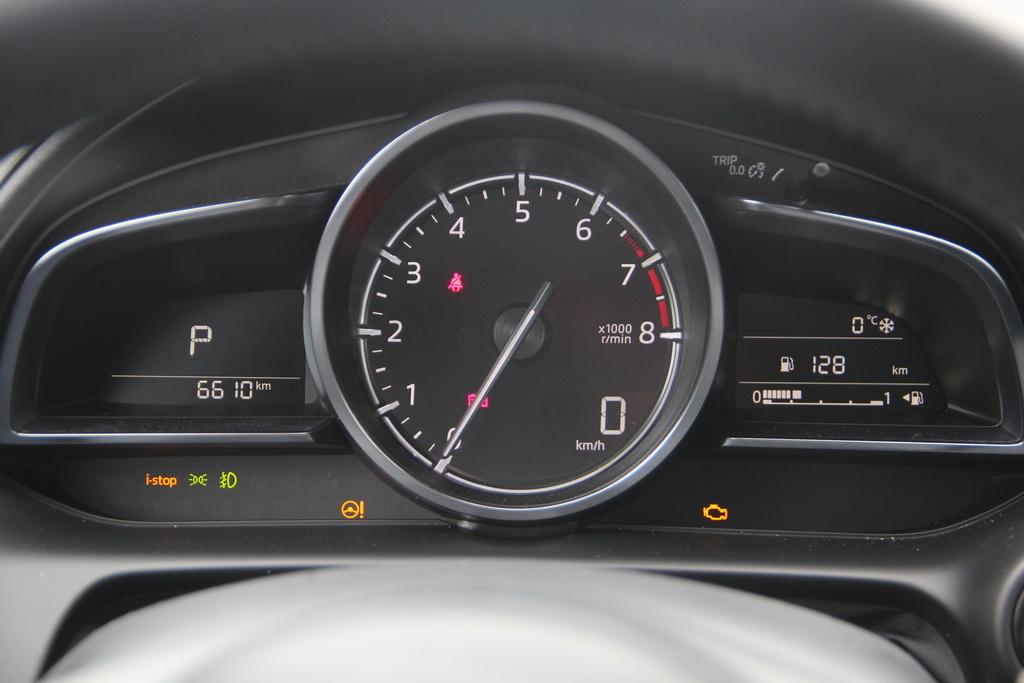 Приборы Mazda CX-3