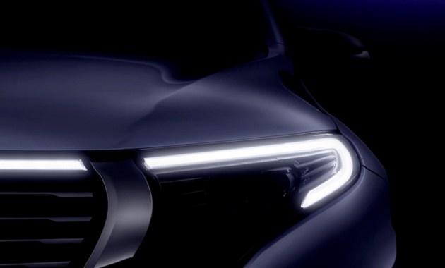 Benz анонсировал премьеру электрического кроссовера