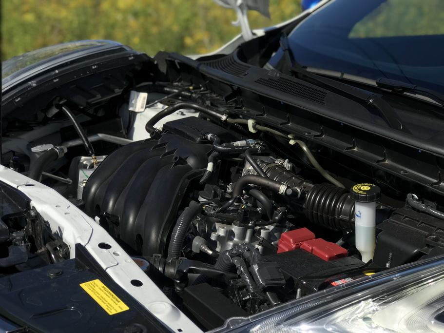 Турбомотор Nissan Juke 2018