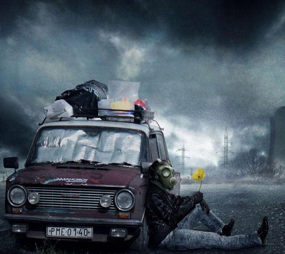 диоксид азота в автомобильных выхлопах