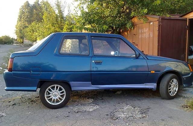 В Украине создали купе ЗАЗ Славута