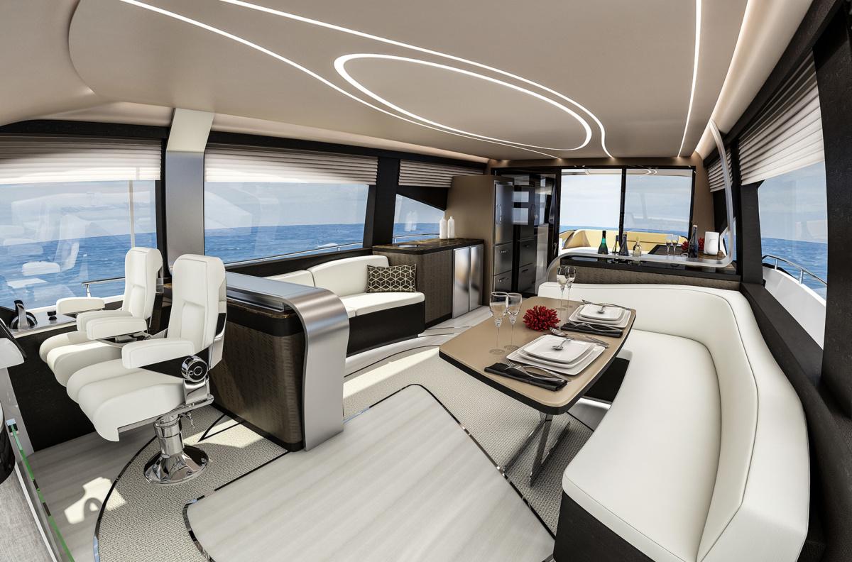 Lexus представил первую роскошную яхту