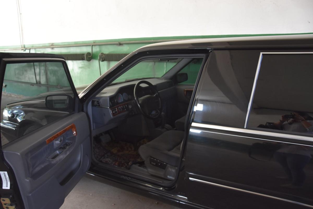 В Украине найден редкий лимузин Леонида Кучмы