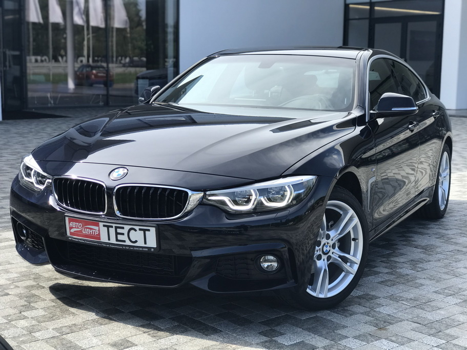 Внешность BMW 4 Series Gran Coupe
