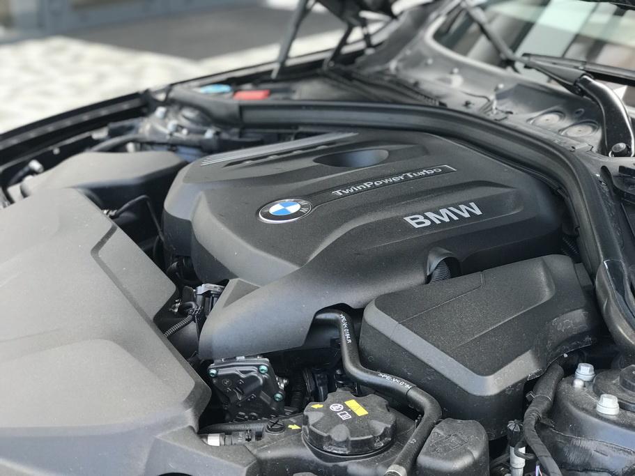 Мотор BMW 4 Series Gran Coupe