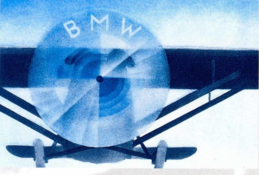 Логотип BMW история