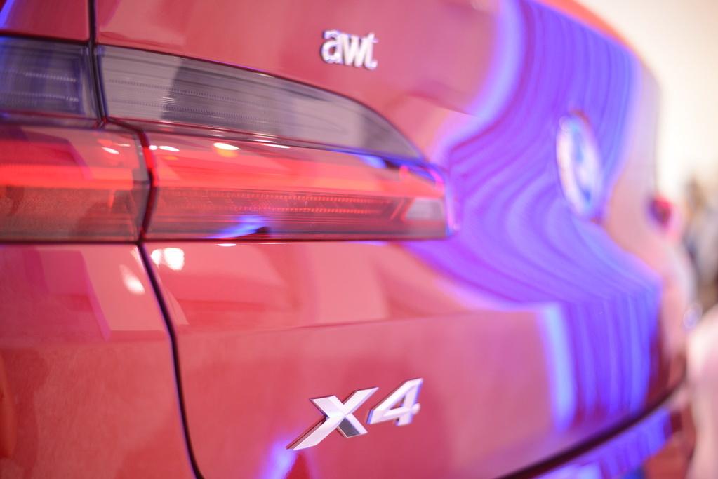 Презентация BMW X4 2018