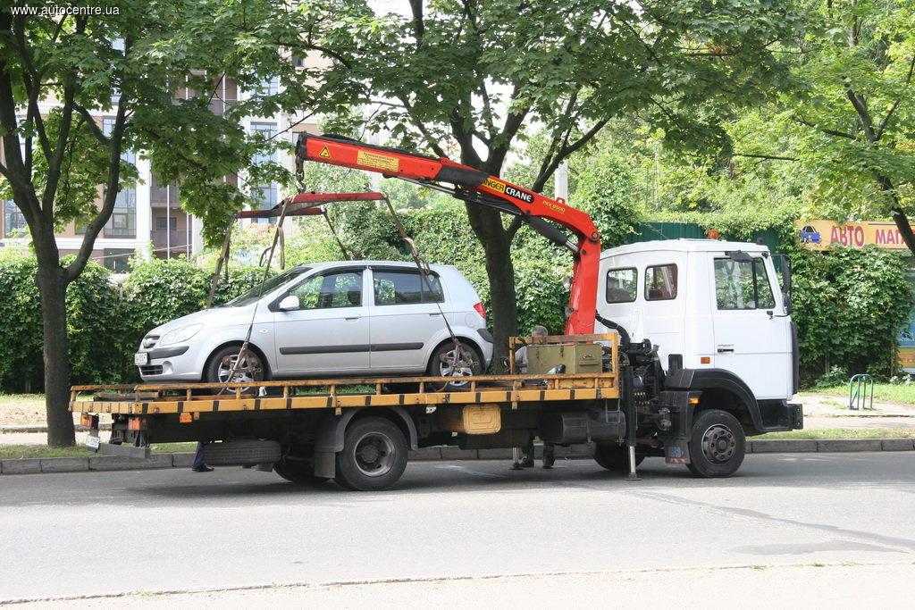 27сентября вУкраинском государстве заработает новый закон опарковках