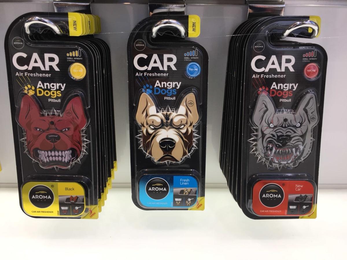 Новые ароматизаторы воздуха Aroma Car - выиграй призы