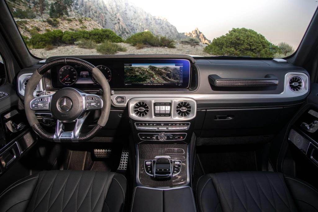 В Украине засняли новейший Mercedes G63 2019 на еврономерах