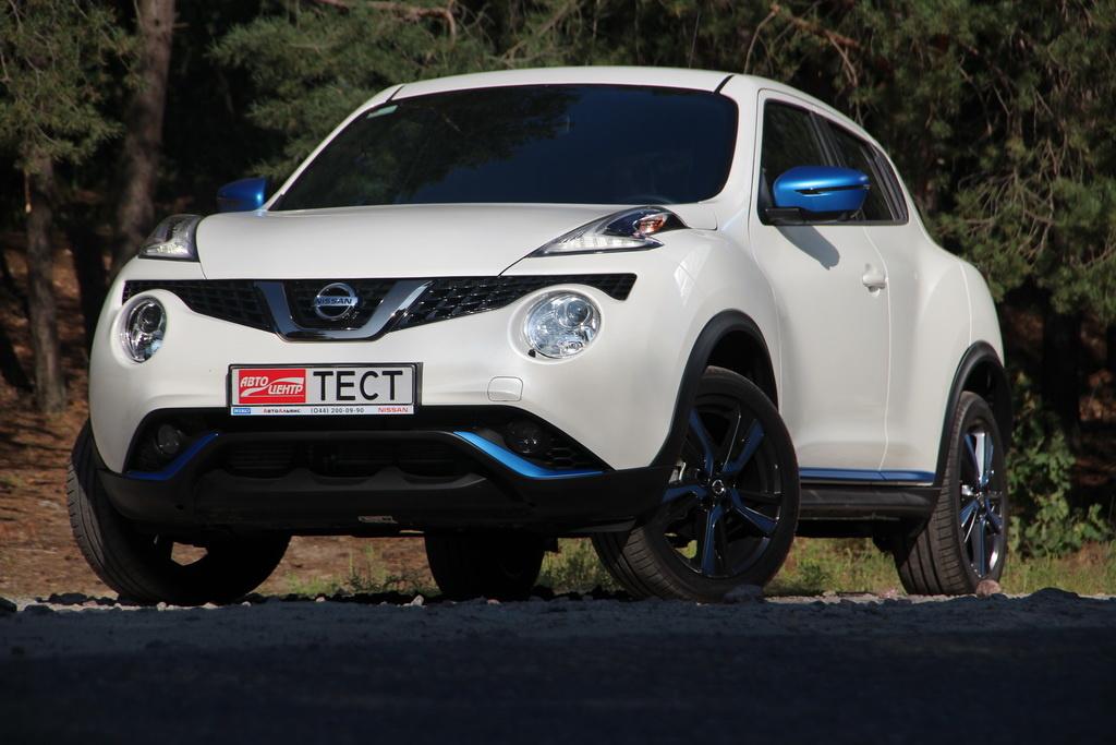 Как выглядит Nissan Juke 2018