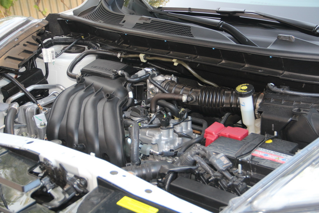 Мотор Nissan Juke 2018