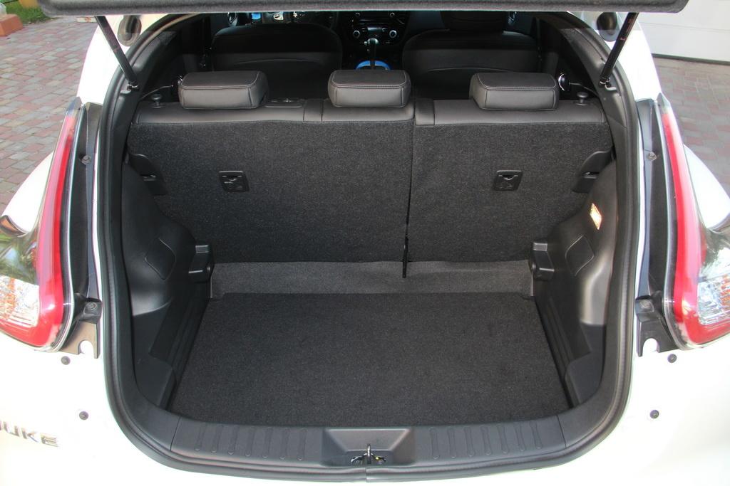 Багажник Nissan Juke 2018
