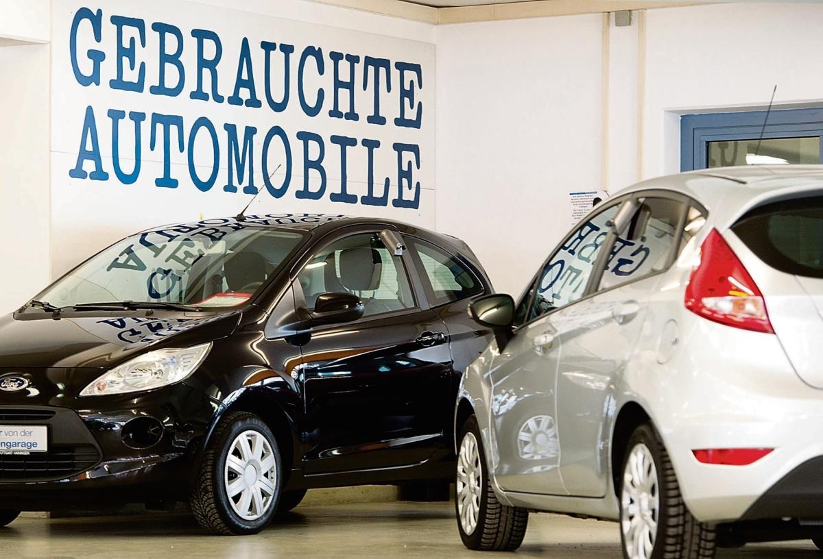 сайты объявлений по продаже авто в Германии